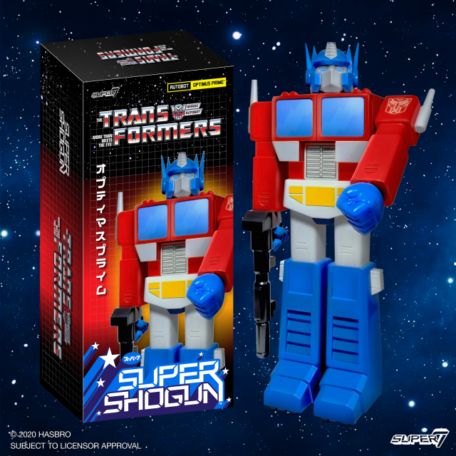 Super Shogun Optimus Prime